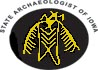 University of Iowa Office of the State Archeologist logo
